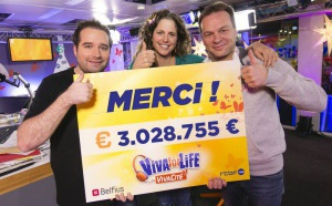 Record battu pour la 3e édition de Viva for Life