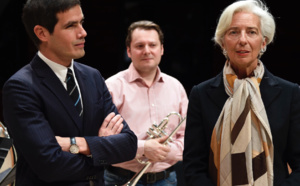 Tournée américaine de l'Orchestre National de France