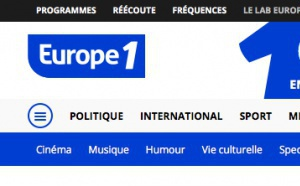 Europe1.fr : le site radio qui progresse le plus