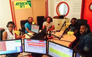 Africa n°1 en forte hausse en Ile-de-France