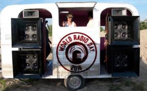World Radio Day : l'UER fait voyager les auditeurs