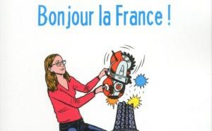 """Bonjour la France !"" de Charline Vanhoenacker"
