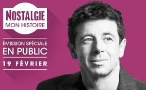 Patrick Bruel sur Nostalgie Belgique