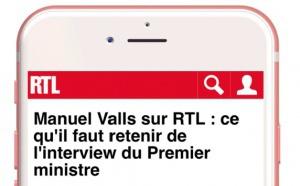 RTLnet accélère sa stratégie sur le mobile