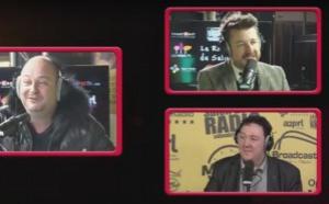 Découvrez la chaîne YouTube du Salon de la Radio