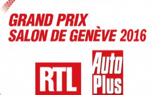 Grand Prix RTL au Salon de la Genève