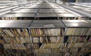 Radio France va vendre une partie de son immense discothèque
