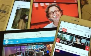 L'audience des sites de RTLnet