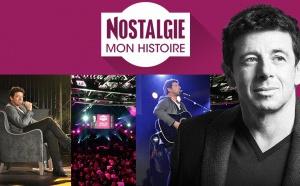 Nostalgie : Patrick Bruel à l'honneur le 7 mars