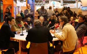 France Médias Monde au Salon de l'agriculture
