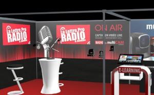La Lettre Pro de la Radio aux RadioDays Europe