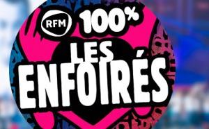 RFM lance une webradio 100% Les Enfoirés