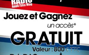 EXCLU - Un Pass Radiodays Europe à gagner
