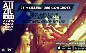 Trois nouvelles webradios pour AllZicRadio