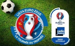Euro 2016 : France Bleu partenaire de la compétition