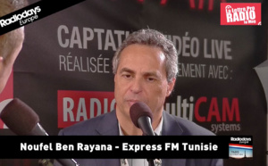 "#RDE16 : ""Express FM : le BFM tunisien"""