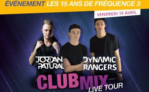 Fréquence 3 fête ses 15 ans à Lyon
