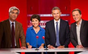 """RTL : """"Le Grand Jury"""" désormais en direct vidéo"""