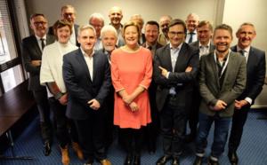 "Création de ""The European Digital Radio Alliance"""