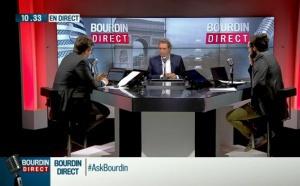 """Jean-Jacques Bourdin : """"Les politiques m""""épuisent"""""""