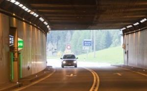 Les tunnels suisses équipés pour le DAB+