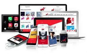 Quintuple record d'audience digitale pour NRJ Group