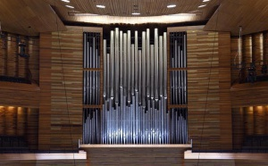 Radio France inaugure son orgue