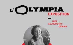 """Hotmixradio partenaire de l'expo """"L'Olympia, hier, aujourd'hui et demain"""""""