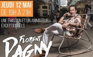 Florent Pagny animateur sur Nostalgie
