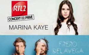 """RTL2 prépare un """"Concert Très Très Privé"""""""