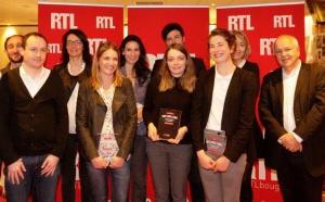 Trois lauréates pour le #RTLChallenge Journalisme Numérique