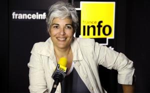 Fabienne Sintes, la voix de l'info