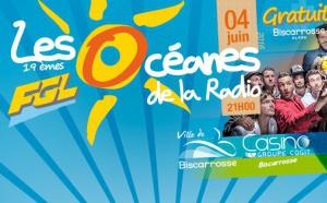 """10 000 auditeurs aux """"Océanes de la Radio"""" avec FGL"""
