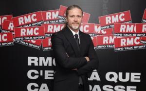 Emmanuel Petit arrive sur RMC