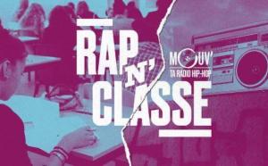 Mouv' lance Rap N'Classe