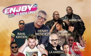 Un nouveau concert pour Enjoy 33