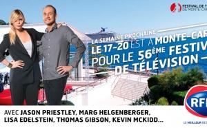 RFM à Monte Carlo au Festival de Télévision