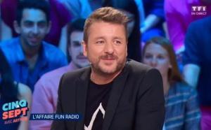 Bruno Guillon s'explique sur TF1