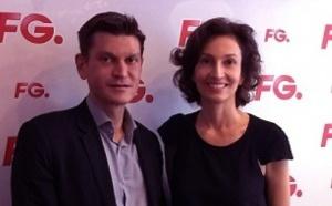 Audrey Azoulay sur Radio FG