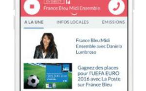 France Bleu : l'offre numérique dans le Top 30