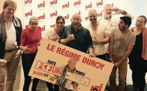 NRJ Belgique : Olivier Duroy perd 9.4kg