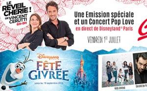 Chérie FM : journée spéciale à Disneyland