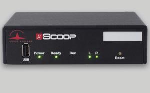 µScoop, le nouveau codec IP signé AETA