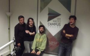 Une Radio Campus qui murmure à l'oreille des Angevins