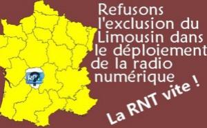 Une pétition pour la RNT en Limousin