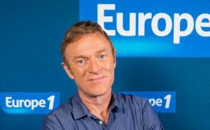 Christophe Hondelatte fait sa rentrée sur Europe 1