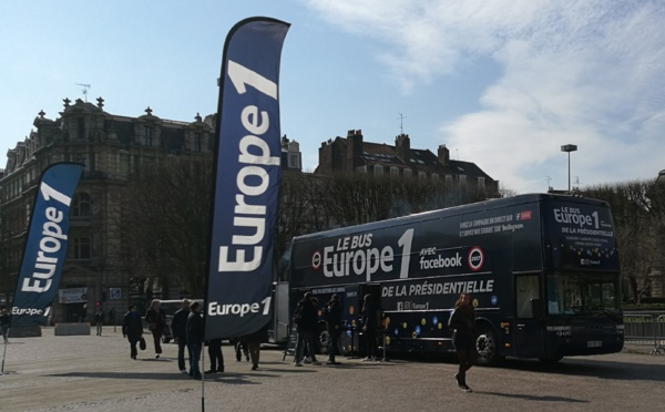 Europe 1: une campagne qui roule !