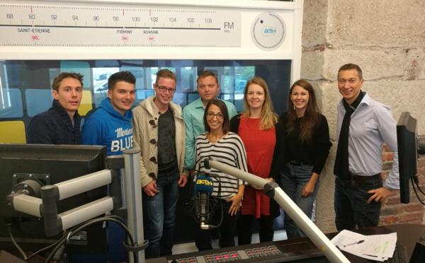 Activ Radio: hyperactive!