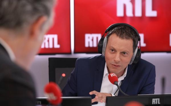 "Marc-Olivier Fogiel : ""Un rapport presque charnel"""