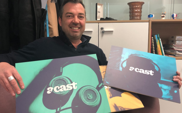Acast veut bousculer le marché